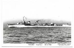 Torpilleur FLEURET - Guerra