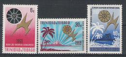 Trinité N° 256/58  YVERT NEUF ** - Trinité & Tobago (1962-...)