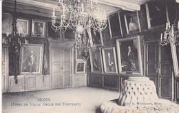 Mons Hotel De Ville Salle Des Portraits - Mons