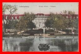 CPA LUDWIGSBURG (Allemagne)   Königl. Schloss. Parkseite...H896 - Ludwigsburg