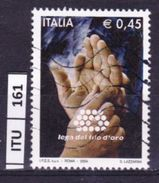 ITALIA REPUBBLICA, 2004, Lega Del Filo D'Oro, Usato - 6. 1946-.. Repubblica