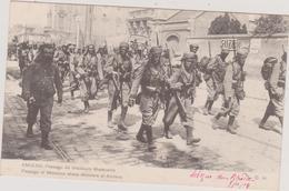(album )SOMME , AMIENS , Passage Des Tirailleurs Marocains - Amiens