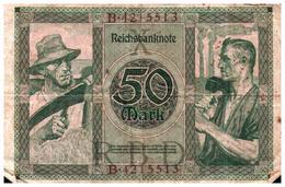 Billets >   Allemagne >  >  50 Mark 1920 - 50 Mark