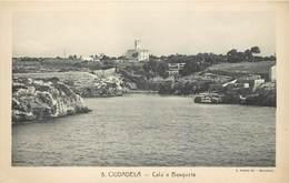 CIUDADELA - Cala'n Busquets. - Espagne