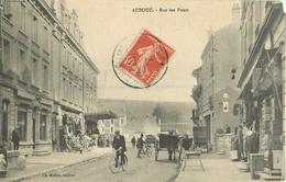 54 Auboué Rue Des Ponts   Réf 1704 - Francia