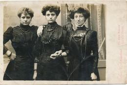Thèmes - Portrait De Femmes - Photo - Photographie