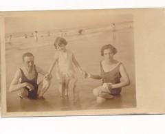 Thèmes - Portrait De Famille - Mer - Plage - Photo - Photographie