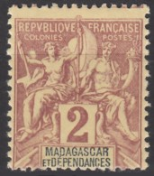 N° 29 - X X - - Madagaskar (1889-1960)