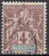 N° 30 - O - - Madagascar (1889-1960)