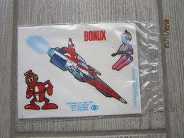 Cadeau BONUX - Autocollants