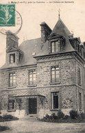 Bais (35) - Près De La Guerche, Le Château De Kermaria. - Autres Communes