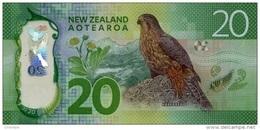 NEW ZEALAND P. 193 20 D 2016 UNC - Nouvelle-Zélande