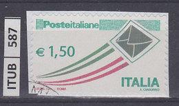 ITALIA REPUBBLICA  2009Poste Italiane 1,50 Usato - 6. 1946-.. Repubblica