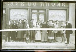 PARIS ? CAFE DU RHONE         JLM - Pubs, Hotels, Restaurants