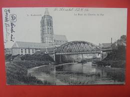 Oudenaarde :Pont Du Chemin De Fer (A108) - Oudenaarde