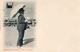 Madame Jane Dieulafoy , Auteur De Parysatis - Spectacle