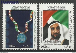 K17754 - Set MNh  United Arab Emirates 2000 - United Arab Emirates