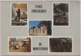 CPM - ZOO De MONTREVAN / CHAUMONT S/THARONNE - Multivues - Edition J.Perraguin - Other
