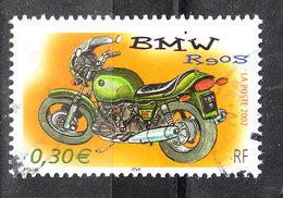 Francia   -   2002.  Motocicletta BMW. Fine - Motorbikes