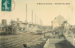 81 Mines De Carmaux Ensemble Des Usines    Réf 1712 - Carmaux