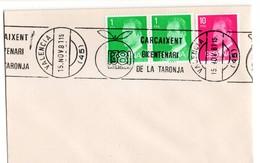 Carta Con Matasellos Commemorativo  Bicentenario De La Taronja Carcaixent . - 1931-Hoy: 2ª República - ... Juan Carlos I