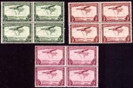 Congo PA 0009-12/13** Bloc De 4 - Poste Aérienne: Neufs