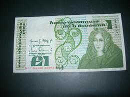 Ireland. 1 Pound - Irlande