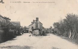 53 -Très Belle Carte Postale Ancienne De  Gesvres   Vue Prise De La Route De Pré En Pail - Frankreich