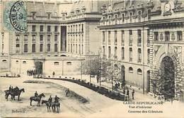 - Paris -ref-C660- Bd Henri IV - Caserne Des Celestins - Garde Republicaine -  Regiments - Casernes - Militaria - - Arrondissement: 04