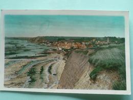 V10-14-B--calvados--circuit Des Plages Debarquement-arromanches- Port Winston--beau Timbre- - Arromanches