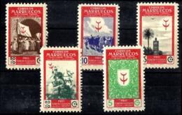 Marruecos 307/11 En Nuevo - Spanish Morocco