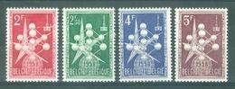 BELGIE - OBP Nr 1008/1010 - Expo '58 - MNH** - Neufs