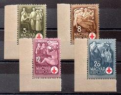 Serie De Hungría N ºYvert 598/01 (**) - Nuevos