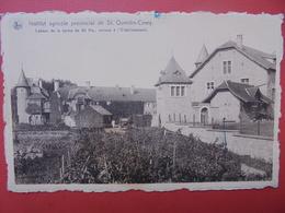 Saint-Quentin(Ciney) :Institut Agricole (S340) - Ciney