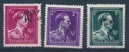 """BELGIE - OBP Nr 724N/P - """"-10%"""" - MNH** - 1946 -10%"""