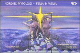 Åland 2004, Mi. Bl. 5 ** - Aland
