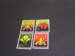 PAPUA 1969 Set 160/163 MNH; - Papua New Guinea
