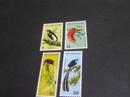 PAPUA 1973 Set 238/241 MNH; - Papua New Guinea