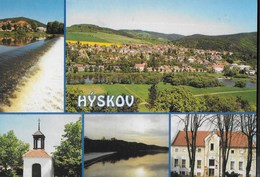 REPUBBLICA CECA - HYSKOV - VARIE VEDUTE - NUOVA - Repubblica Ceca