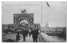 BAYONNE    Pont Saint Esprit  (recto Verso) - Bayonne