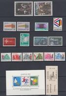 1969 ** Luxemburg (sans Charn., MNH, Postfrish) Complete   Mi 785/03   Yv 735/53  (19v) - Luxembourg