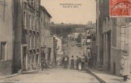 42 NOIRETABLE  Rue De La Gare - Noiretable