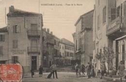 42 NOIRETABLE  Place De La Mairie - Noiretable