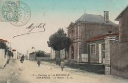 17 Environs De La Rochelle - ESNANDES  La Mairie - Francia