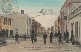 17 Environs De La Rochelle - ESNANDES  La Rue Du Port - Francia