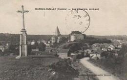 85 MAREUIL-sur-LAY  Vue Générale , Nord Est - Mareuil Sur Lay Dissais