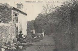 85 MAREUIL-sur-LAYChemin De La Billerie - Mareuil Sur Lay Dissais