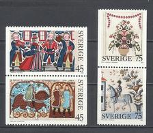 Suecia. 1973. Navidad. - Suecia
