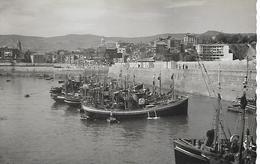 Photograph Postcard, Spain, 9. - Bermeo (vizcaya) Muelle Del Rompeolas. Quai Du Brise-lames. Pier In The Breakwater. - Vizcaya (Bilbao)