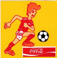 Publicité Autocollants Boisson Coca-Cola - Autocollants